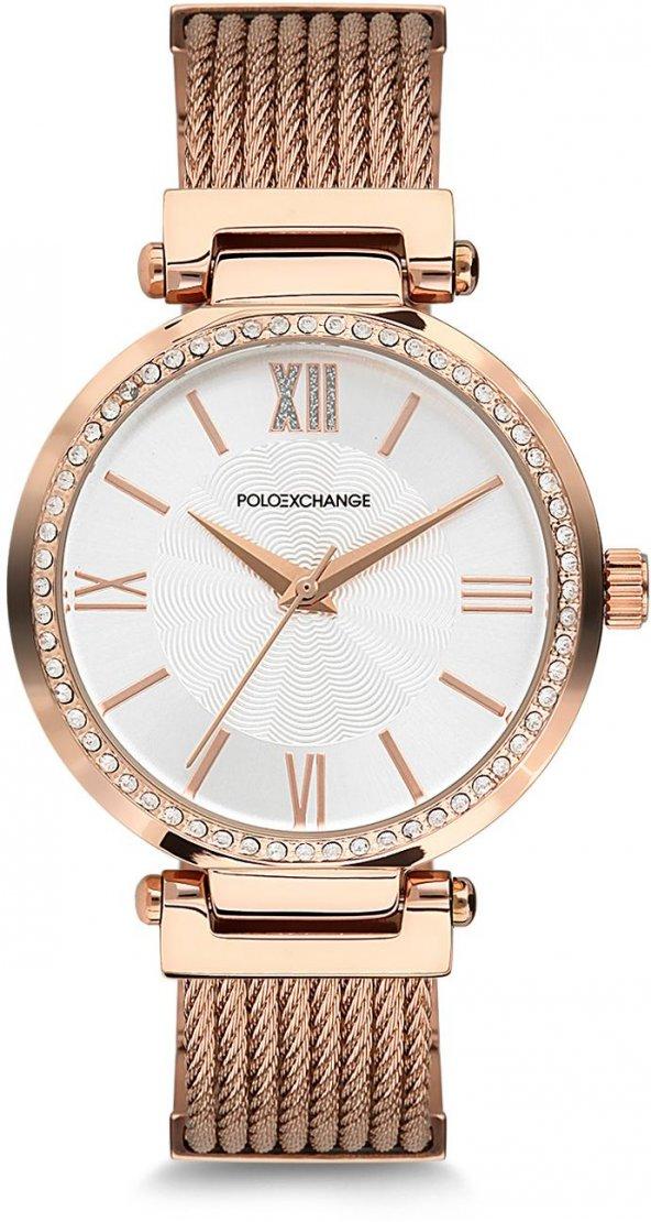 Polo Exchange PX029-04 Kadın Kol Saati