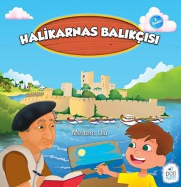 Pötikare Yayıncılık Halikarnas Balıkçısı - Meltem Ulu