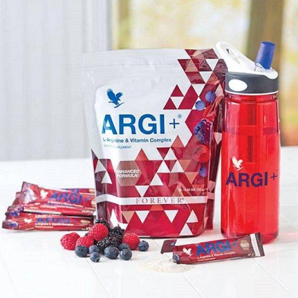 FOREVER ARGİ pouch (473) Forever Living Argi 473 30 LU PAKET*