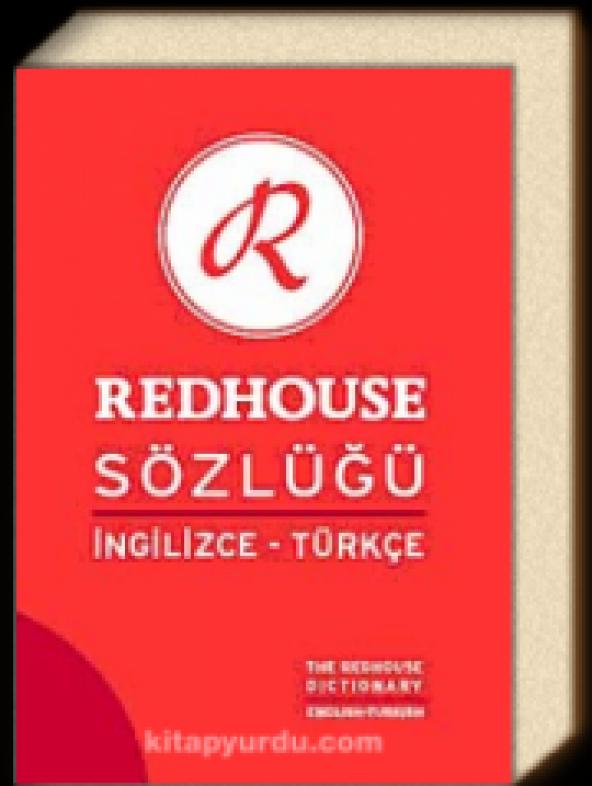 Redhouse Sözlüğü Türkçe-İngilizce (kod RS 011) 100.000 Kelime