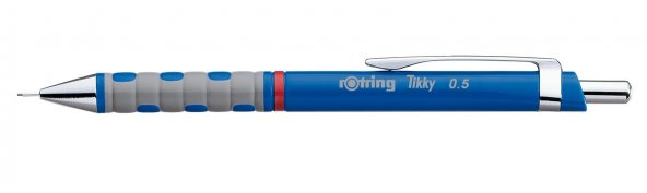 Rotring Tikky Uçlu Mekanik Kurşun Kalem Mavi 0.5 mm Uçlu Kalem