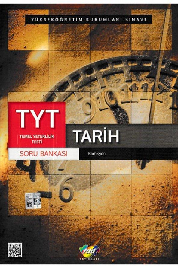 FDD Yayınları YKS 1. Oturum TYT Tarih Soru Bankası