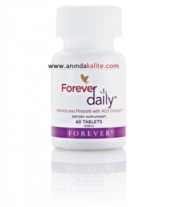 Forever Daily ™ Günlük Vitamin Ve Mineral Takviye Edici Gıda
