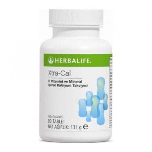 HERBALİFE Xtra-Cal Herbalife Xtra Cal Kalsiyum 90 Tablet