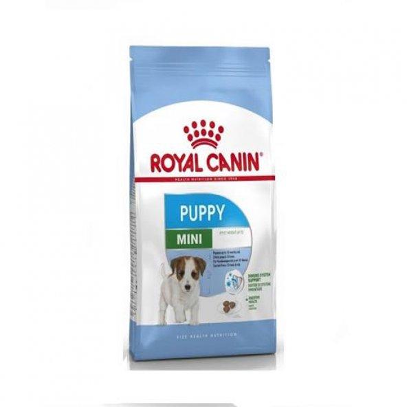 Küçük Irk Yavru Köpekler için Royal Canin Mama 4 Kg Mini Puppy