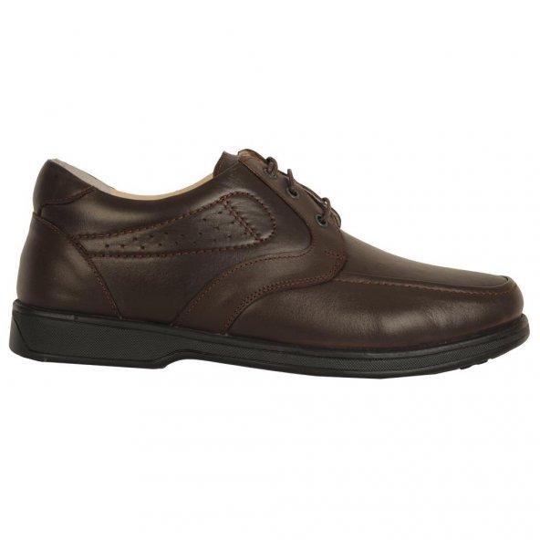 Balayk 1098 Hakiki Deri Günlük Erkek Klasik Kundura Ayakkabı