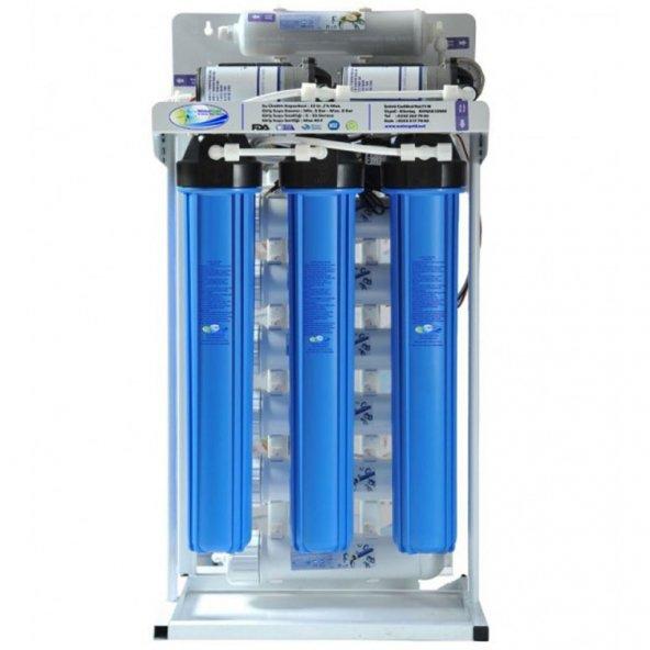 Big Aqua 9 Filtreli 500 GPD Su Arıtma Cihazı - 80 Lt TANK