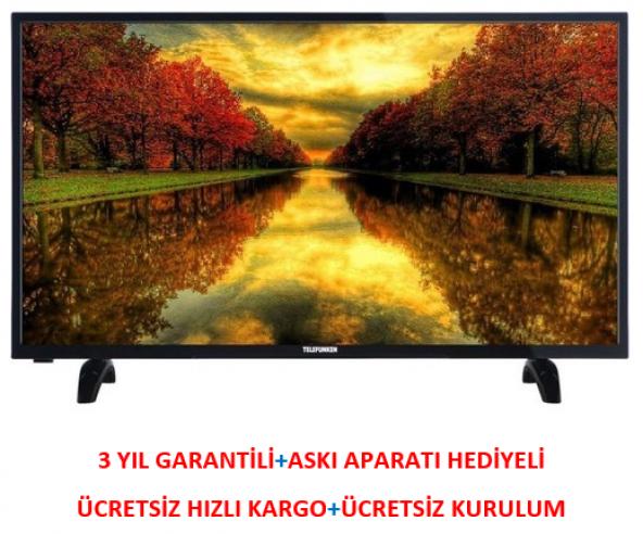 TELEFUNKEN 48TF4020 122 EKRAN UYDU ALICILI FULL HD LED TV