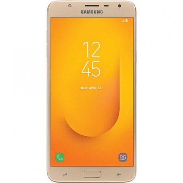 SAMSUNG GALAXY J7 DUO GOLD CEP TELEFONU