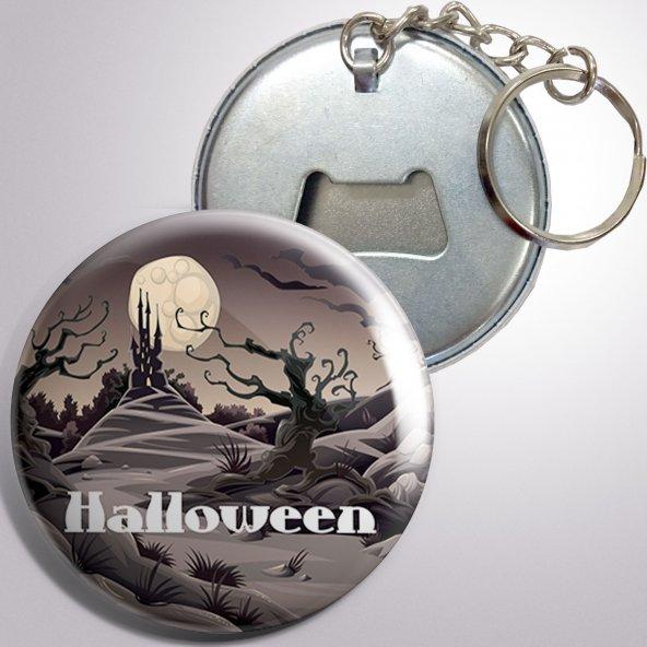 Anahtarlıklı Açacak Hallowen Modelleri 10 adet