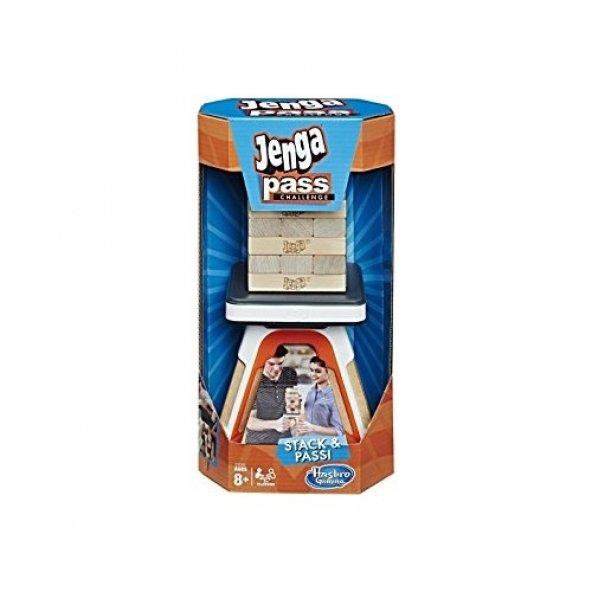 Hasbro Jenga Pass (Yeni)