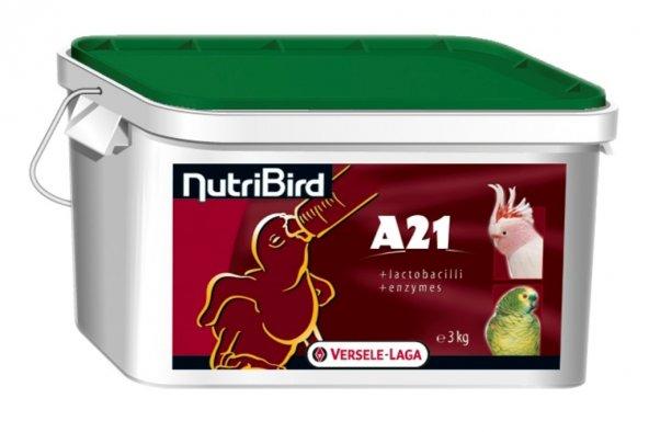 Verselelaga Nutribird A21 3KG - Elle Besleme Maması