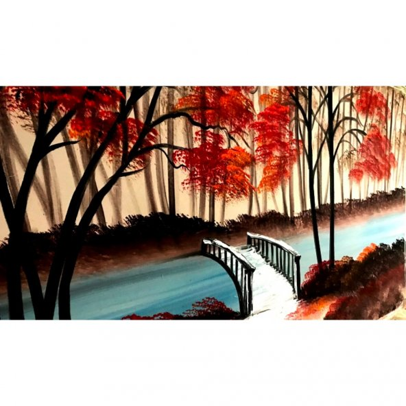 Doğa Manzara Tabloları, Yağlı Boya Tablo