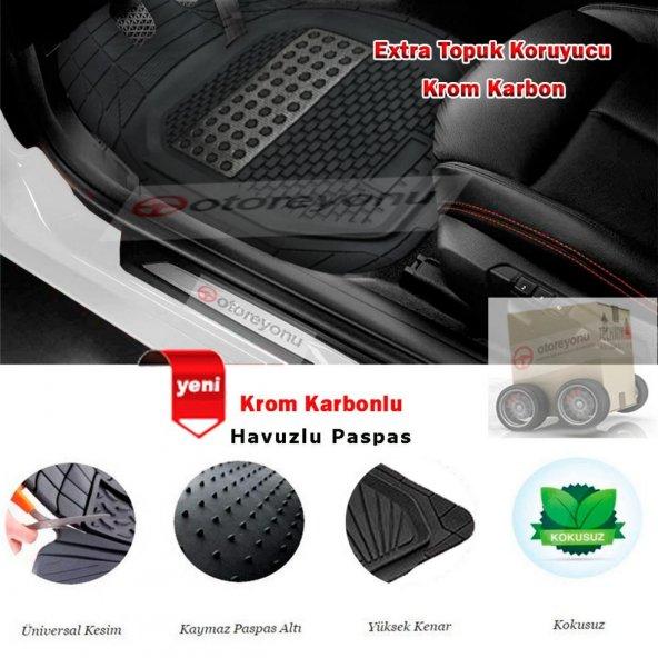 Hyundai İX20 2011-2014  3D Havuzlu Kauçuk Paspas Takımı