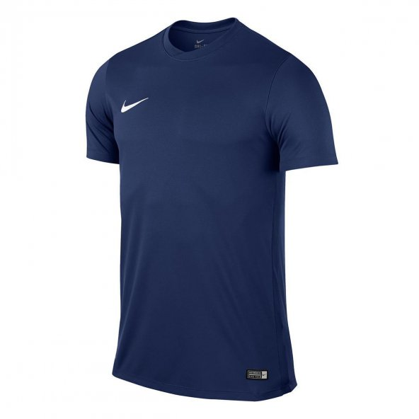 Nike Ss Park VI Jsy 725891-410 Kısa Kol Forma