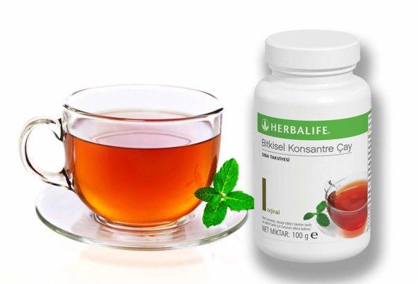 Herbalife Çay Klasik 100 Gr - Herbalife Bitkisel Konsantre Çay 100 Gr
