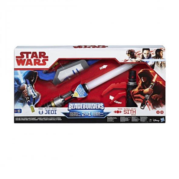 Yabidur Bladebuilders Jedi ve Sith Elektronik Işın Kılıcı Seti
