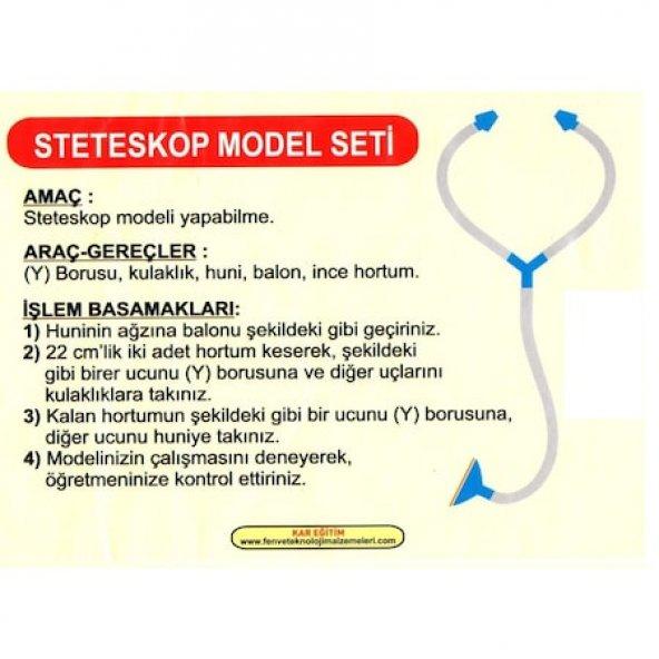 Steteskop Model Seti -