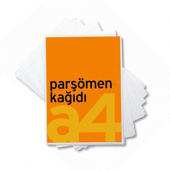 A4 ÇİZGİLİ PARŞOMEN KAĞIDI 175 Lİ