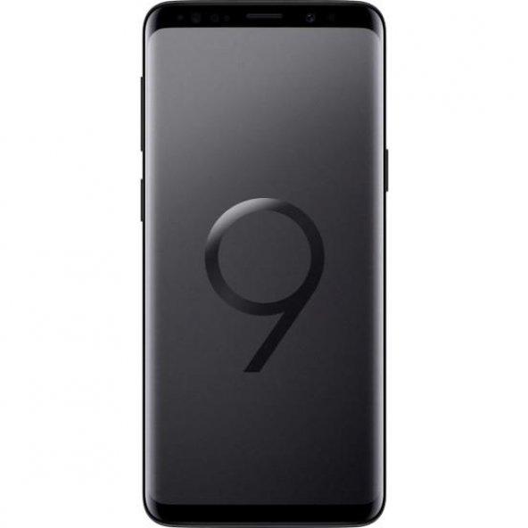 SAMSUNG GALAXY S9 64GB-BLACK-(Samsung Türkiye Garantili)