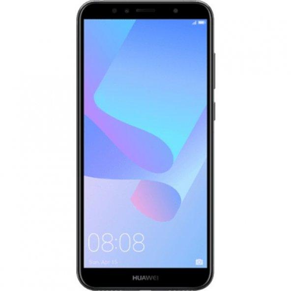 HUAWEI Y6 2018-BLACK (Huawei Türkiye Garantili)