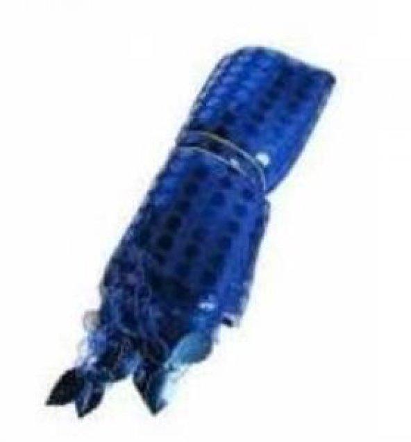 10 Adet Koyu Mavi Halay Mendili 18cm x 15cm Kına Malzemeleri