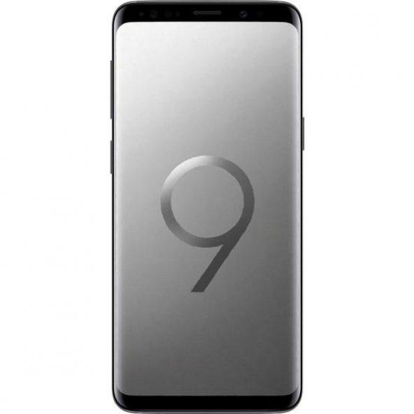 SAMSUNG GALAXY S9 64GB-TİTANYUM GRAY-(Samsung Türkiye Garantili)