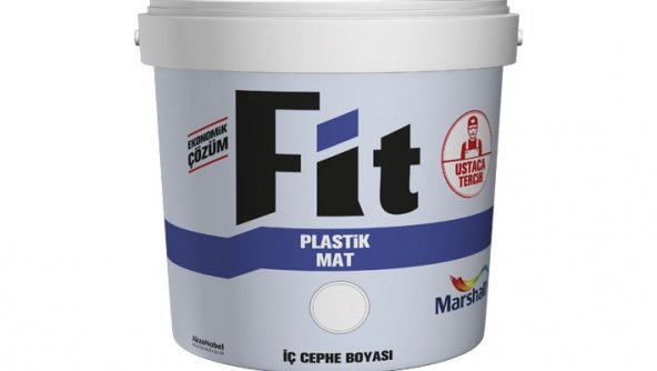 Marshall Fit Plastik Duvar Boyası 2,5 lt/3 kg