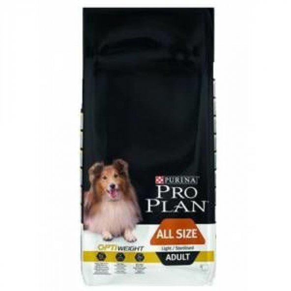Proplan Light Kısır Sterilised Yetişkin Köpek Maması 14 Kg