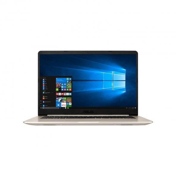 """Asus S510UQ-BQ223T Intel Core i7 7500U 16GB 1TB GT940MX Windows 10 Home 15.6"""" FHD Taşınabilir Bilgisayar"""