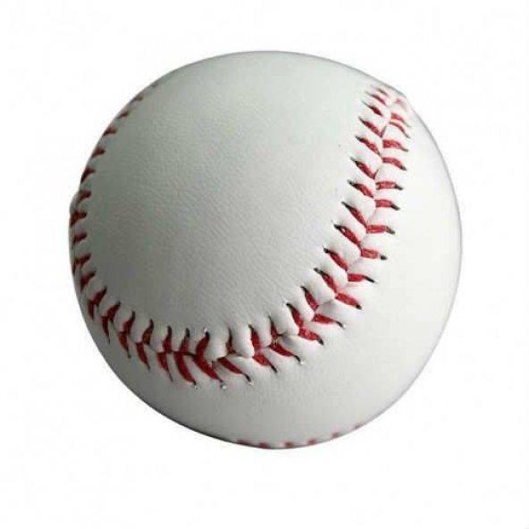 Leyaton Beyzbol Topuı Deri El Dikişli