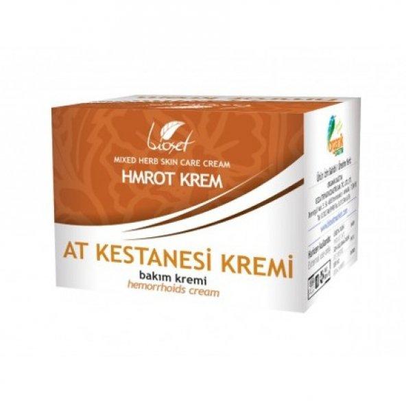 Bioset At Kestanesi Kremi Cilt Bakım Kremi