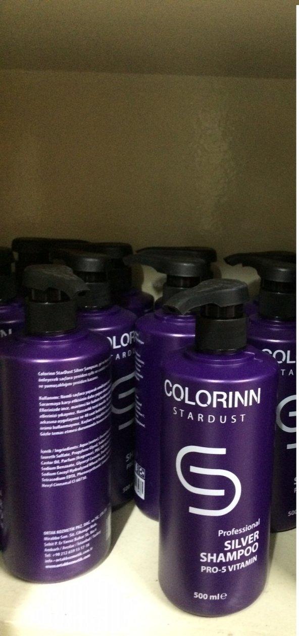 Colorin Mavi Şampuan 500 ML