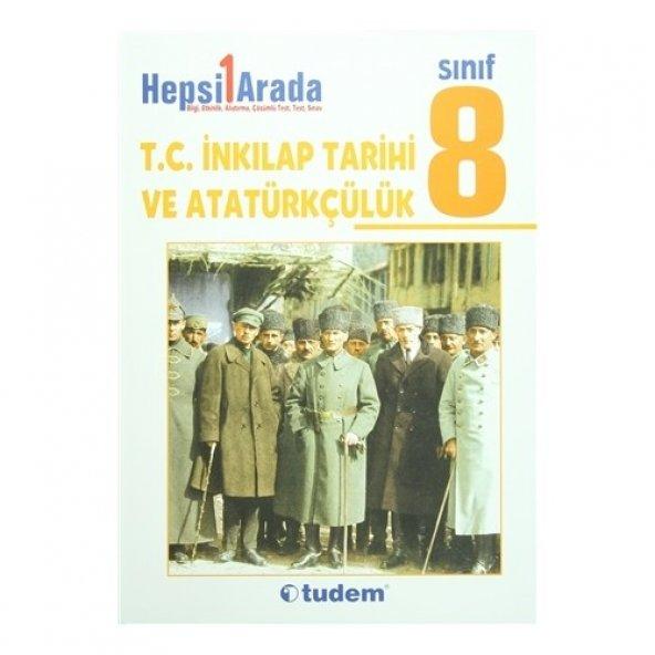 8. Sınıf T.C. İnkılap Tarihi ve Atatürkçülük - Hepsi 1 Arada