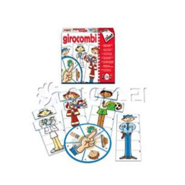 GİROCOMBİ - MESLEKLER