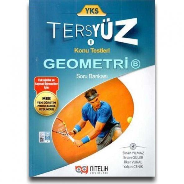Nitelik Yks Geometri B Tersyüz Soru Bankası