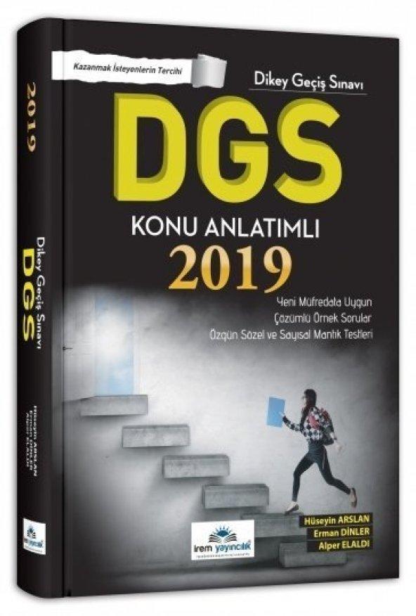 İrem Yayıncılık 2019 DGS Konu Anlatım