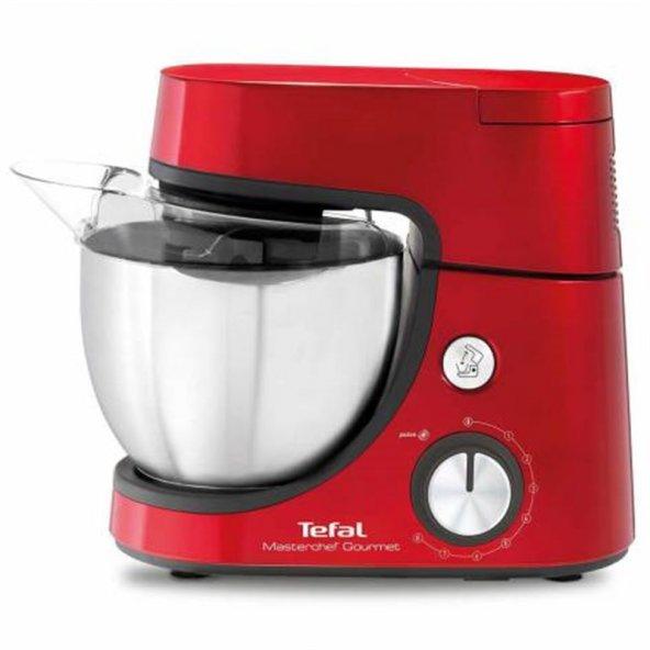 Tefal Masterchef Gourmet Premium Kırmızı Upgrad 1100W Mutfak Şefi