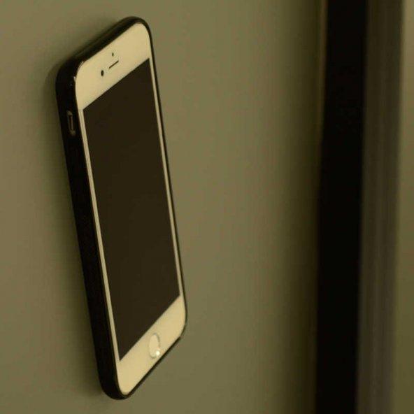 Apple iPhone 6 Plus Kılıf Lopard Kaymaz Silikon Kapak Arka Koruma Kabı