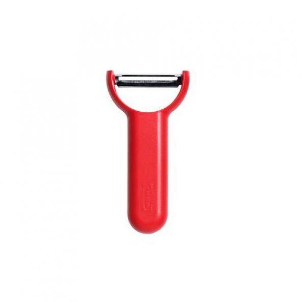 Ikea Stam Soyma Bıçağı Kırmızı Renk Patates Soyacağı
