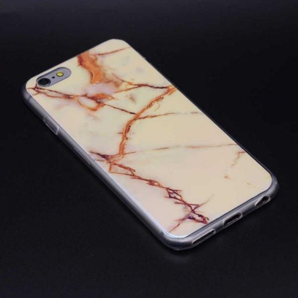 Apple iPhone 6 Kılıf Lopard Fani Silikon Kapak
