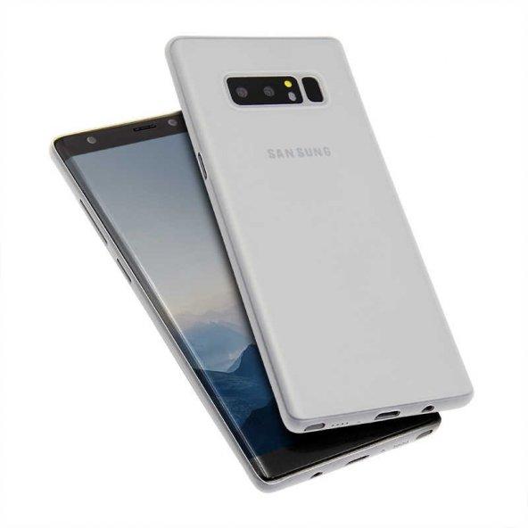 Samsung Galaxy Note 8 Kılıf 1.Kalite PP Silikon Kapak Arka Koruma Kabı