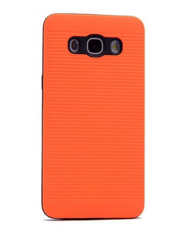 Samsung Galaxy J7 2016 Kılıf Lopard Youyou Silikon Kapak