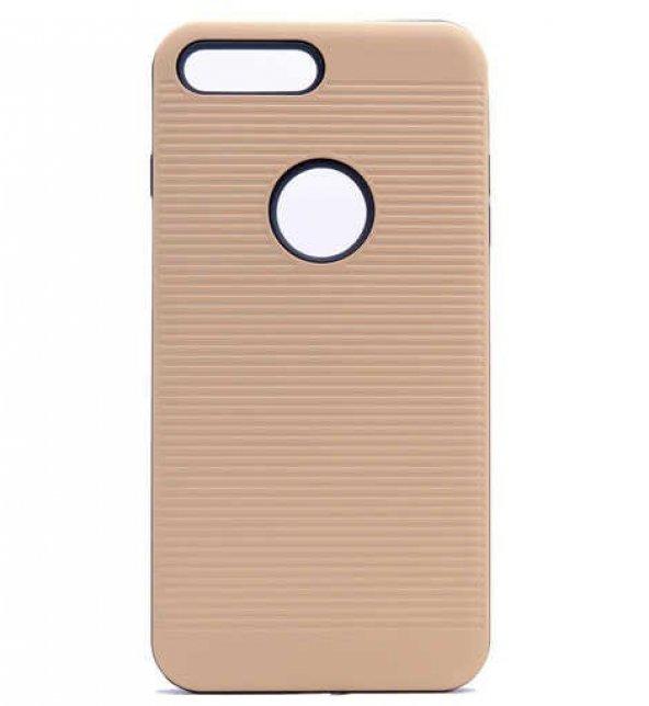 Apple iPhone 8 Kılıf Lopard Youyou Silikon Kapak