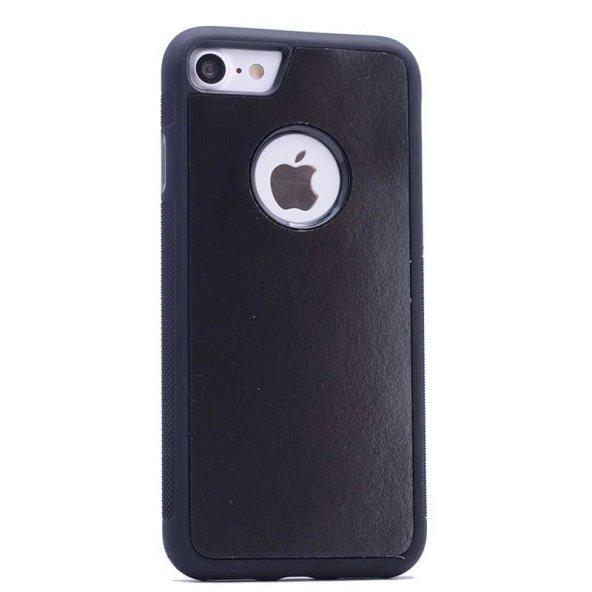 Apple iPhone 7 Kılıf Lopard Kaymaz Silikon
