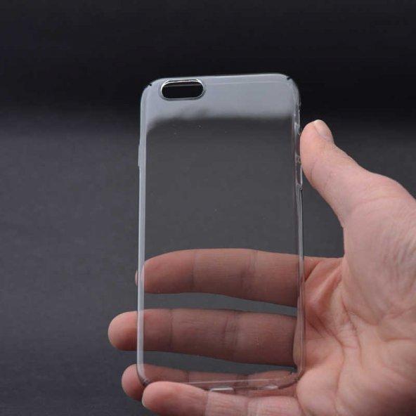 Apple iPhone 5 Kılıf Lopard Clear Cover