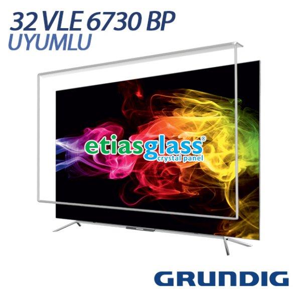 GRUNDIG 32VLE6730BP TV EKRAN KORUYUCU / EKRAN KORUMA CAMI Etiasglass