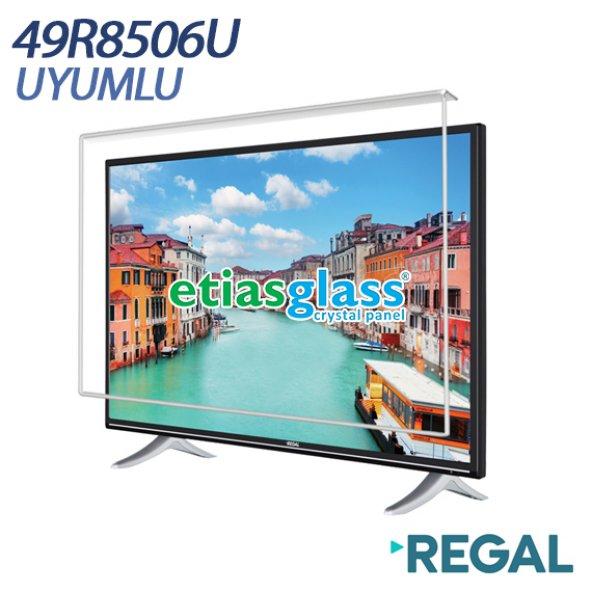 REGAL 49R8506U TV EKRAN KORUYUCU / EKRAN KORUMA CAMI Etiasglass