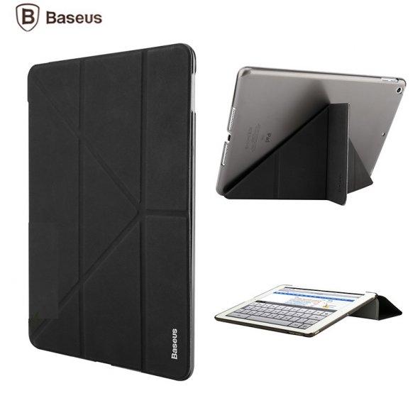 Baseus Simplism Y-Type Deri Kılıf  IPad Pro 10,5 İnch (2017) Siyah