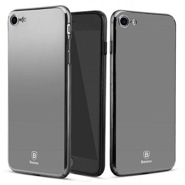Baseus Cam Aynalı iPhone 7 /8 Mirror Siyah